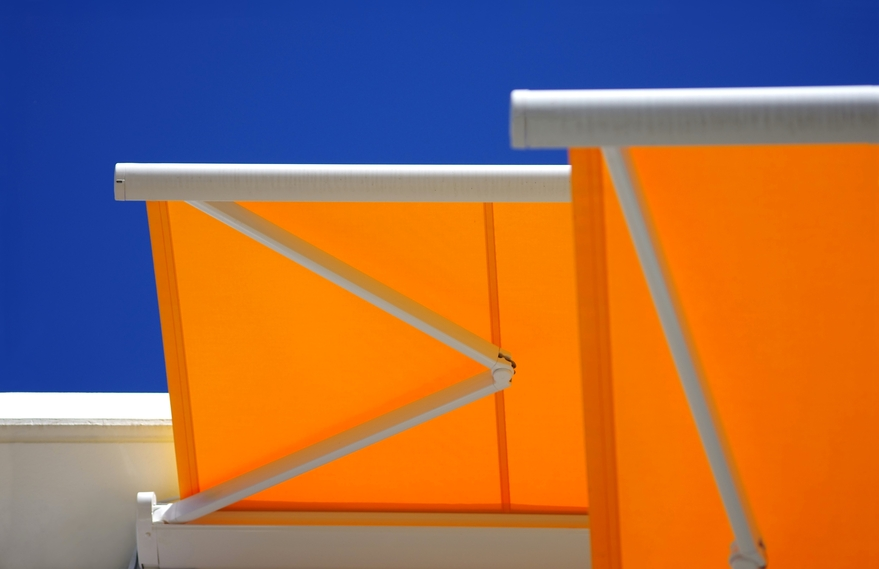Balkon Sichtschutz Gut Abgeschirmt Auf Kleinem Raum