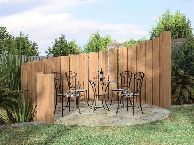 Sichtschutz Garten & Terrasse: Praktische & elegante Lösungen